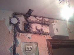 Замена электропроводки в Шелехове